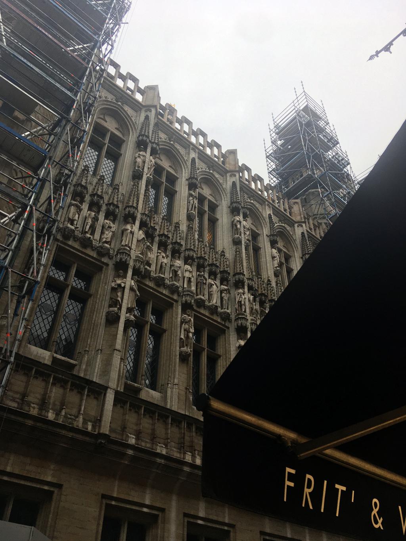 Рассказ «Шесть записок из Брюсселя»