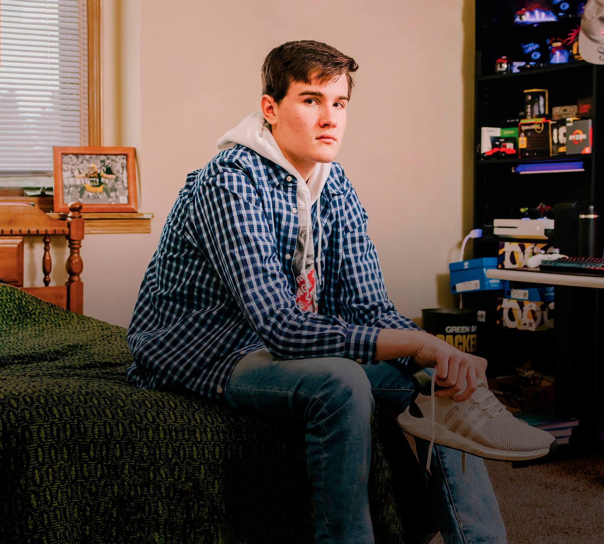 Жизнь обычного американского подростка