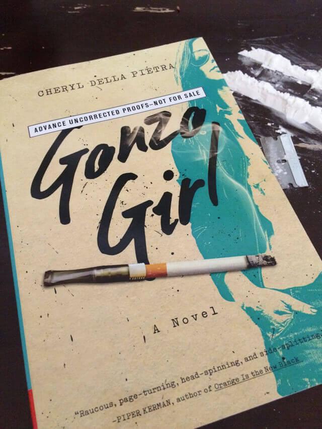 «Гонзо Девочка» — Я была ассистенткой Хантера Томпсона