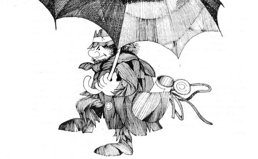 Фрагмент книги «Моццикони» Луиджи Малерба