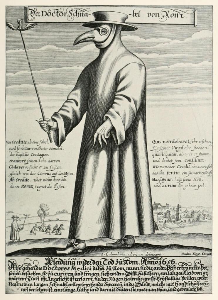 Лекарь Чумы