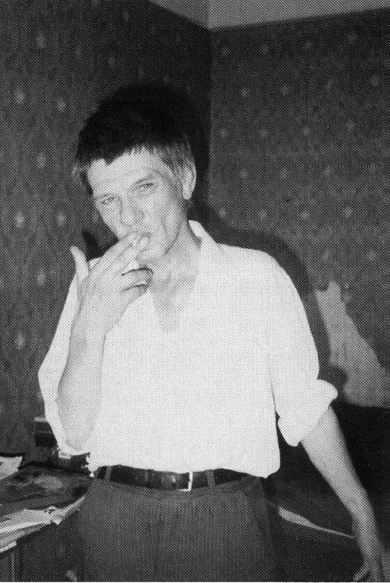 Рид Грачёв: Проклятый Прозаик Шестидесятых