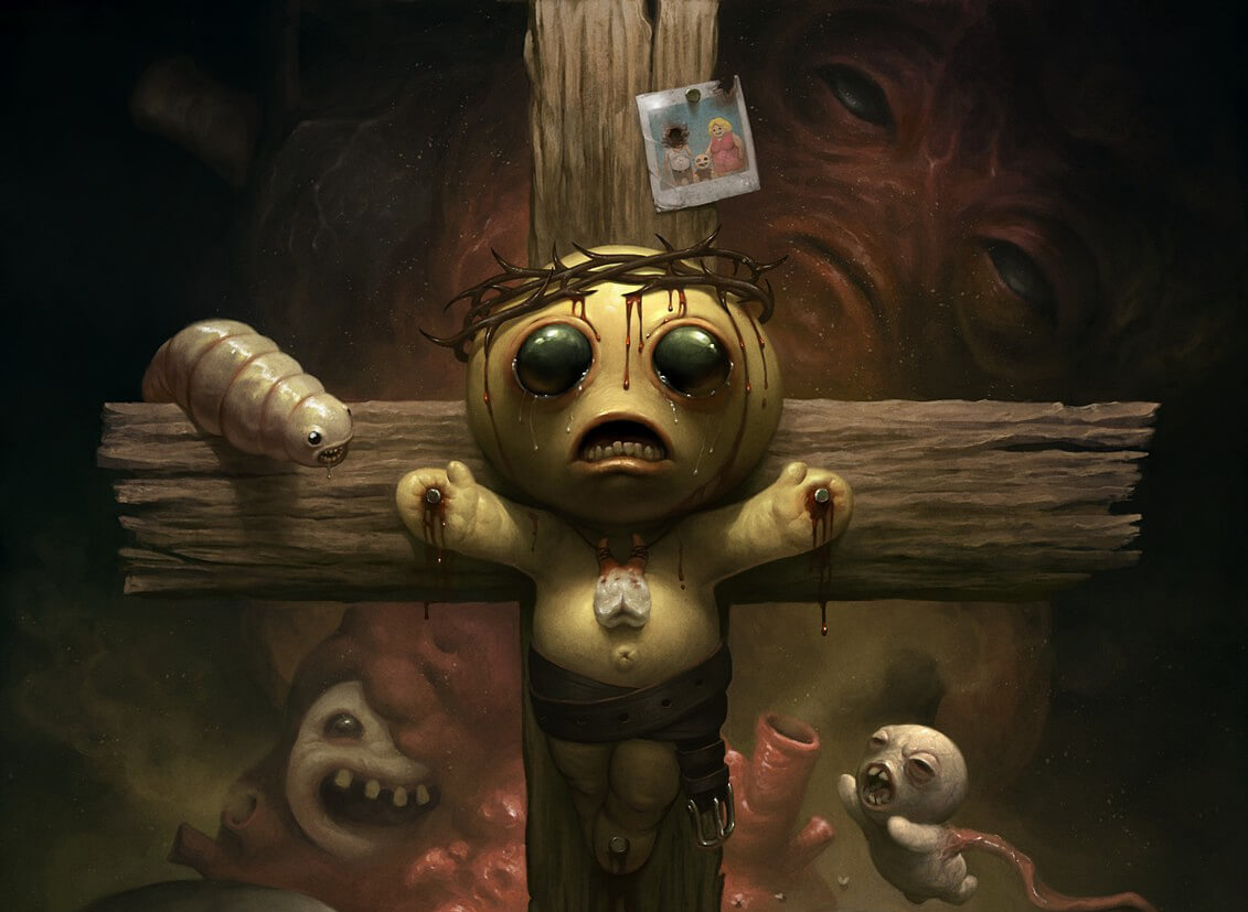 The Binding of Isaac: Страдания и время