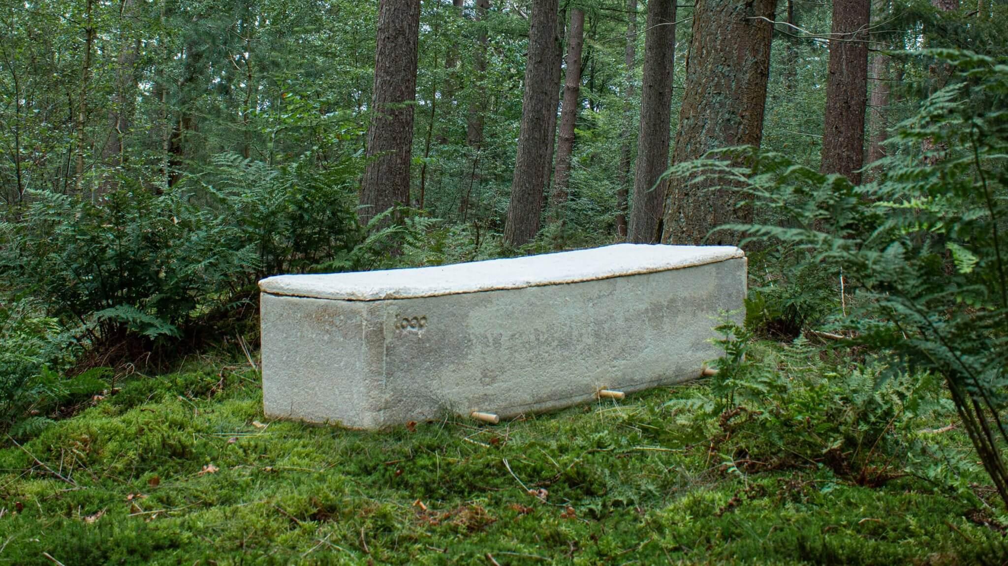 В Голландии придумали экологичные гробы из грибов