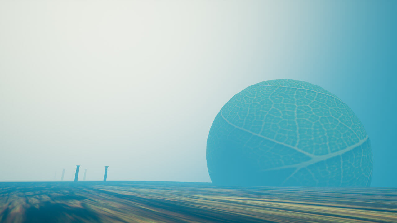 Lonely Venus. Миниатюра